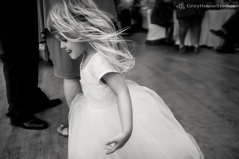 ukrainian east village nyc wedding reception flower girl photos