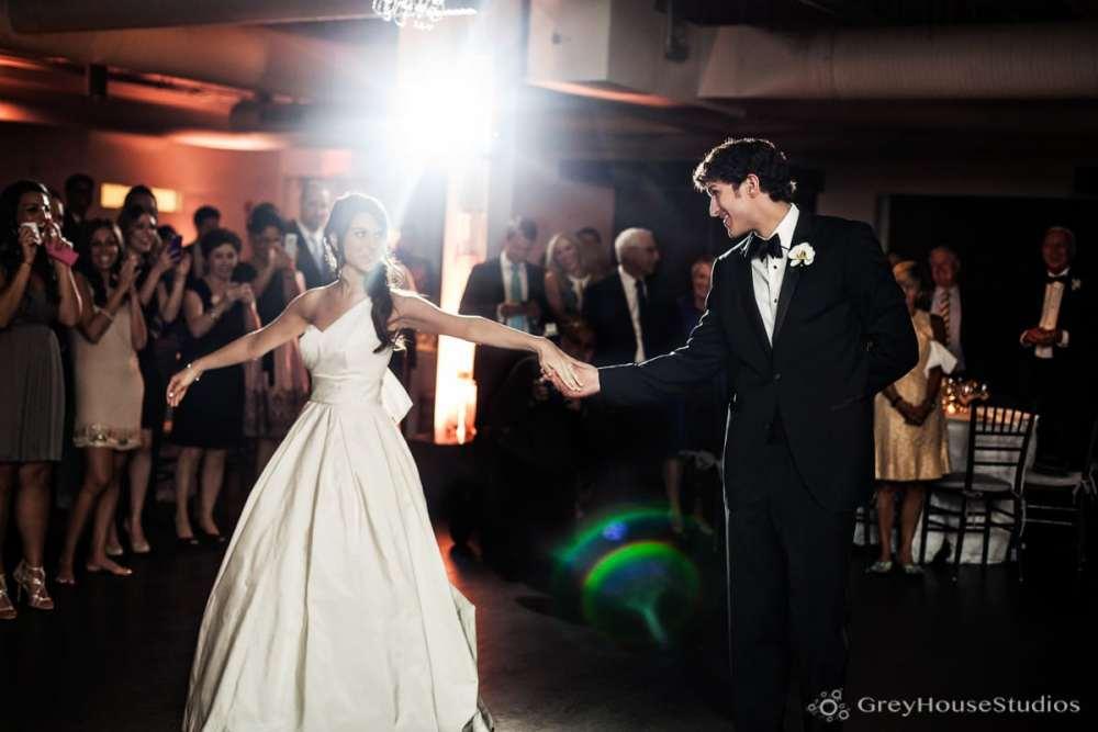 Loading Dock Wedding Photos | Stamford, CT | Alix + Benny