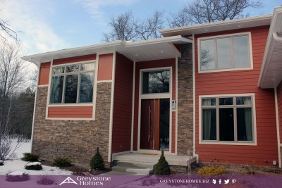 contemporary fiber cement siding orange pro-fit ledgestone