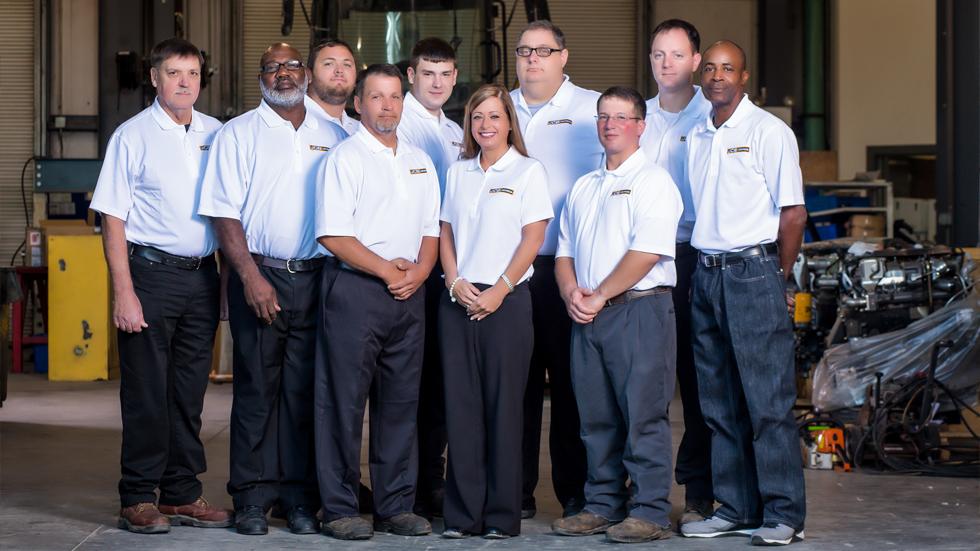 Gridiron - Service Team