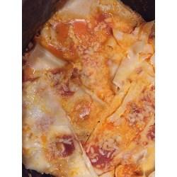 Small Crop Of Upside Down Lasagna
