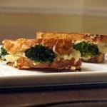 Cauliflower Puree & Cabot Grilled Cheese