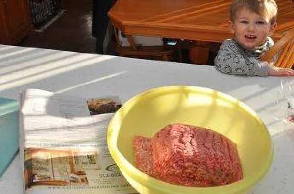 Grilled Meat Loaf 2