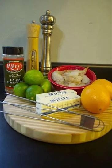 Butter Lime Shrimp - 028
