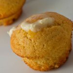 Homemade Spicy Honey Cornbread Muffin Recipe