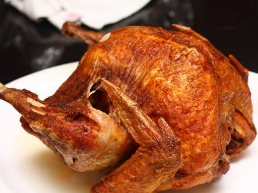 How to fry a turkey - best turkey recipe ever