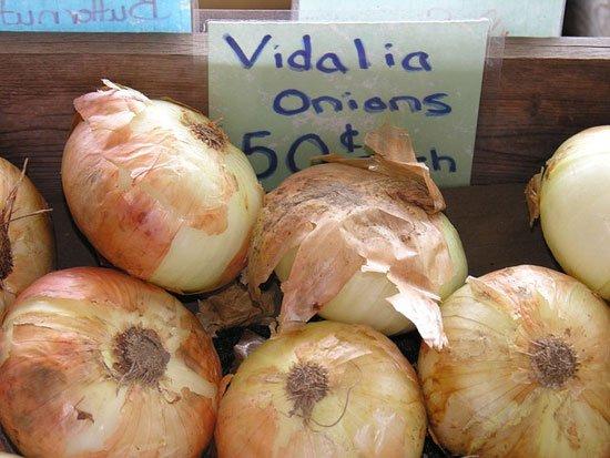 How to grill sweet vidalia onions