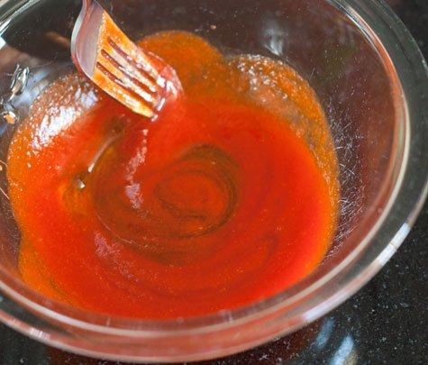 Sriracha Honey Wing Sauce