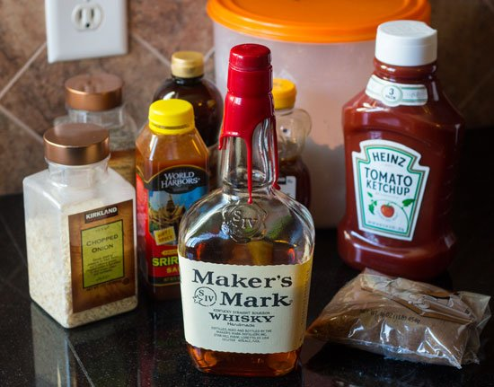 Grilling24x7 Sweet Whiskey BBQ Sauce Recipe