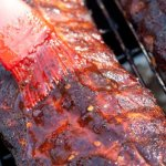 Easy glaze for BBQ ribs – Bobby Flay's Spicy Chipotle Rib Glaze Recipe