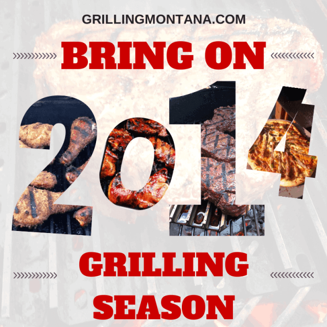 bring on grilling season