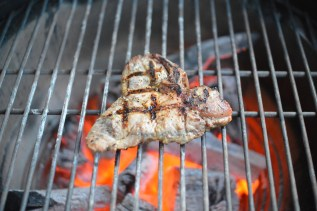 Big Green Egg Veal Chops, a Taste of Todays Veal
