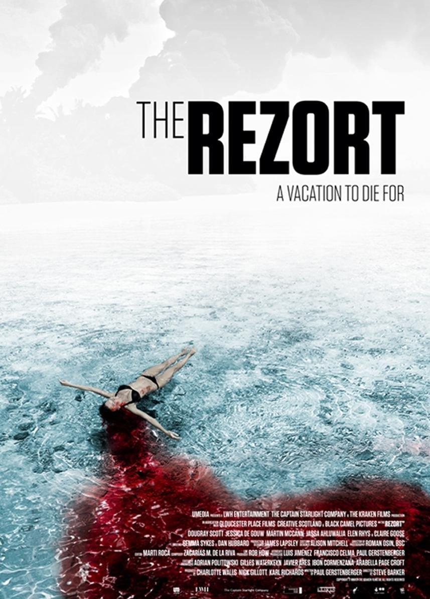 Poster do filme The Rezort