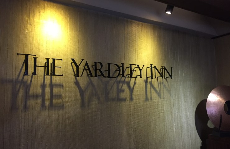 road trip to yardley inn
