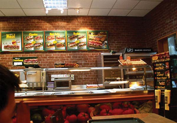 subway franchise case study Free essay: subway restaurant overview our organisational analysis focuses  on subway corporation, a submarine sandwich franchise.
