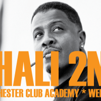 Chali 2na returns to Manchester with live band this Wednesday 1st October
