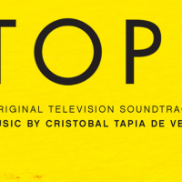 Utopia soundtrack on double vinyl from Cristobal Tapia de Veer