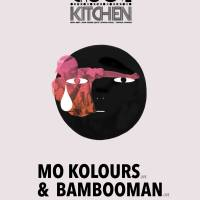Mo Kolours and Bambooman live in Manchester  for Groove Kitchen // 18 NOV 14