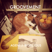 Groovement Podcast: Agent J - Rigellious (June 2015)