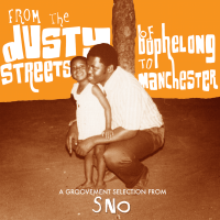 Groovement Podcast - SNO: From The Dusty Streets Of Bophelong to Manchester