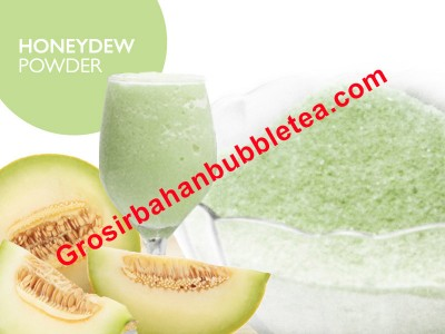 Bubuk Honey Melon Powder