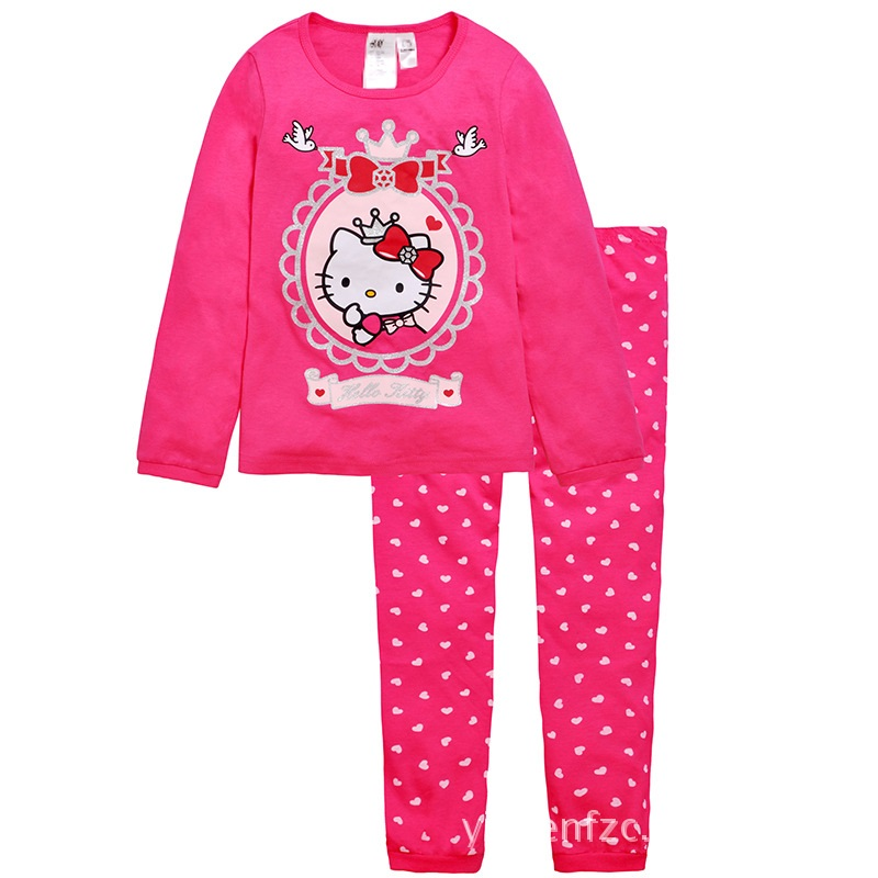 pj155 baju tidur anak hellokitty idr 75 000 bahan cotton size 90 95 100 110 120 130 weight 500gr color