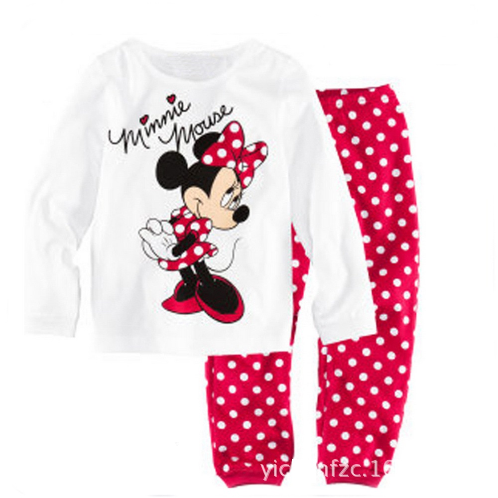 py044 baju tidur anak minnie idr 75 000 bahan cotton size 90 95 100 110 120 130 weight 500gr color