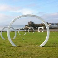 Installations artistiques Talmont-sur-Gironde
