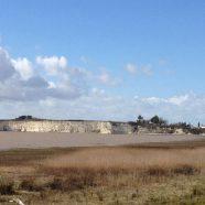 Paysages de l'estuaire de la Gironde