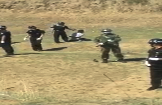 【死刑動画】中国の銃殺死刑の執行映像が流出・・・