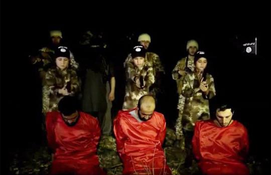 【イスラム】何の抵抗も無く人を殺せる教育を受けたISISの子供達