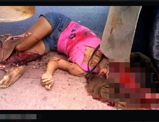 【女性グロ】綺麗で可愛い女の子のグロ死体をまとめてみた・・・無修正