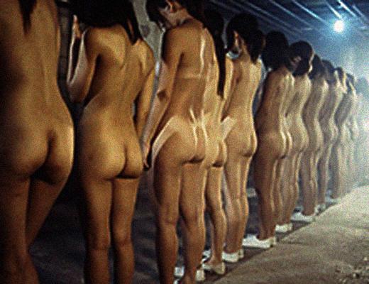 【エログロ】刑務所で女囚が受けるのはイジメ、拷問、調教、そして強姦画像が地獄過ぎる・・・