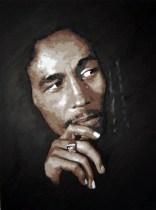 Bob Marley by mistermook (deviantart.com)