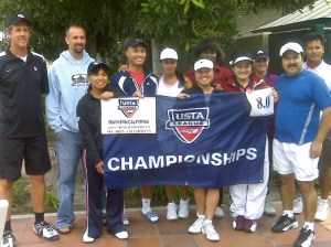 2009 USTA Southern California 8.0 Mixed Doubles Champs