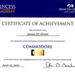 Princess-commodore