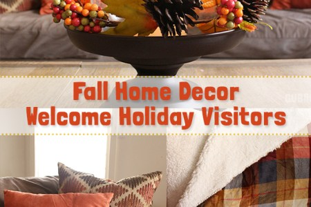 fall home decor at walmart