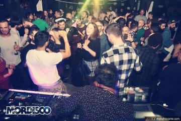 mordisco club aniversario