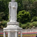 Bogeunsa temple seoul, biggest buddha in seoul