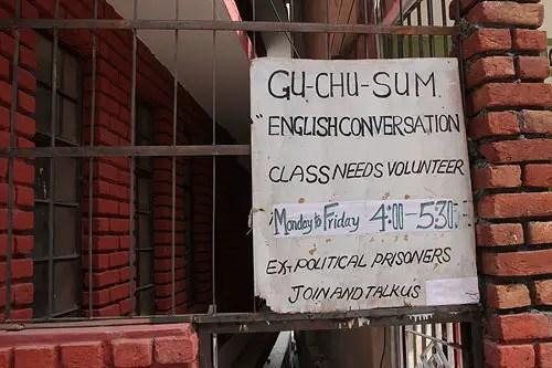 volunteering in dharamsala, volunteer teaching English to monks in dharamsala, teach English to monks in Dharamsala, free volunteer programs in dharamsala, volunteer in india