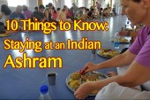 10 things to know about staying at an indian ashram
