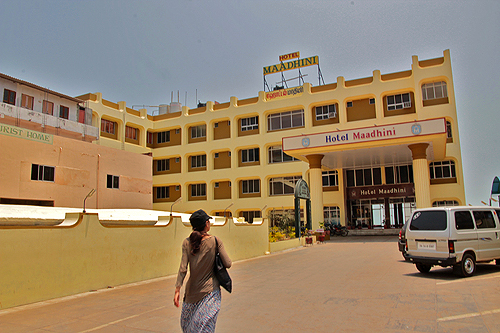 hotel maadhini, kanyakumari