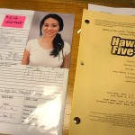 Travel bucket lists and booking a role on Hawaii Five-O (Part II)