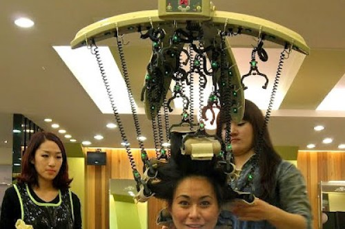 Magic Volume Korea, getting your hair done in Korea, grrrltraveler magic volume in Korea, getting your hair done in Korea, korean hair salons, english speaking hair salons in daegu, magic straight, magic volume
