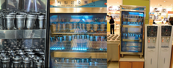 korean quirks, cultural quirks, water in korea, koreans don't drink water, hygiene in korea