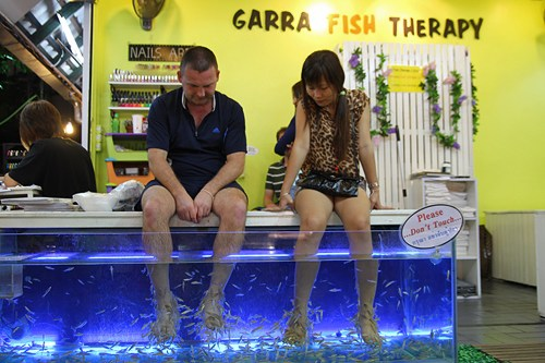 fish foot therapy thailand