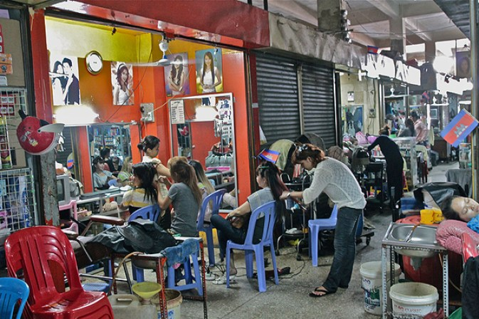 thai beauty salon