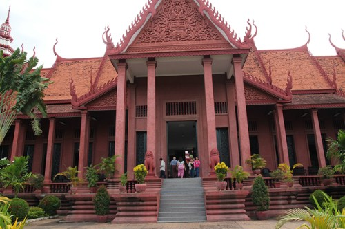 national museum phnom pehn
