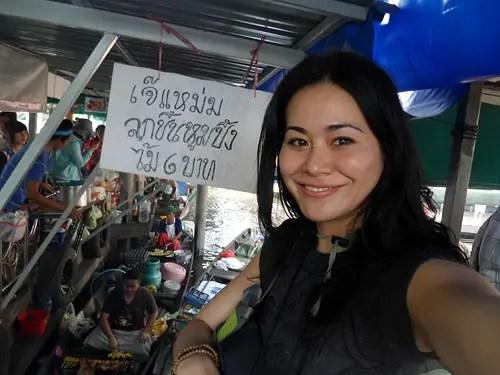 christine kaaloa Thailand