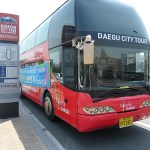 Daegu City Bus Tours